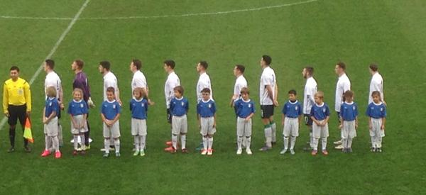 Ireland Italy U21s