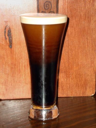 Guinness half-pint