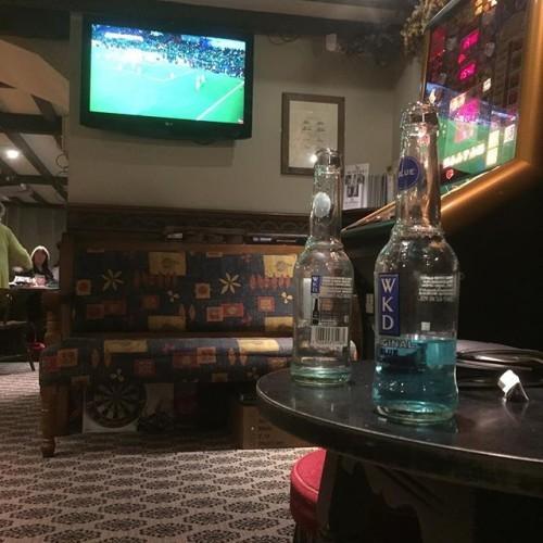Pub and football