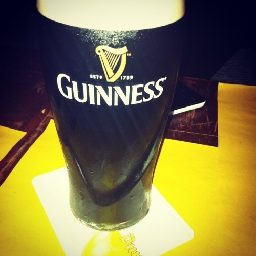 il mio amore #guinness #guinnesspub #pub #lecce #beer #stout #birra #pint #guinnesspint #friends