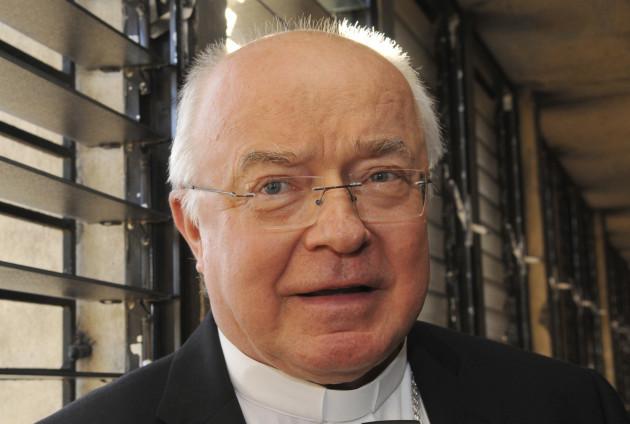 Vatican Bishop Sex Trial
