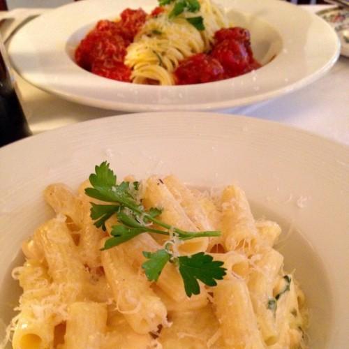 Lunch date. #kilkenny #ireland #lunch #date #pasta #ristoranterinuccini #rinuccini
