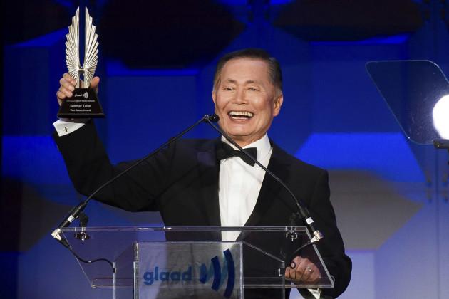 25th Annual GLAAD Media Awards - New York