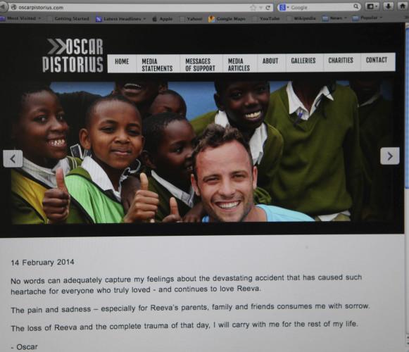 South Africa Pistorius