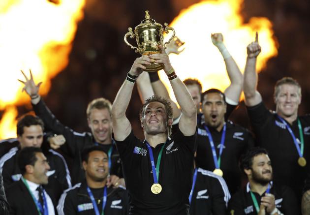 Rugby RWC History