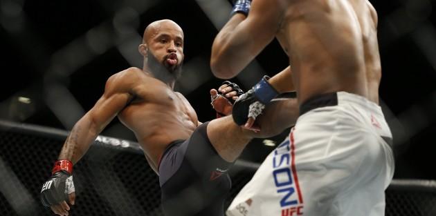 CORRECTION UFC 191 Mixed Martial Arts