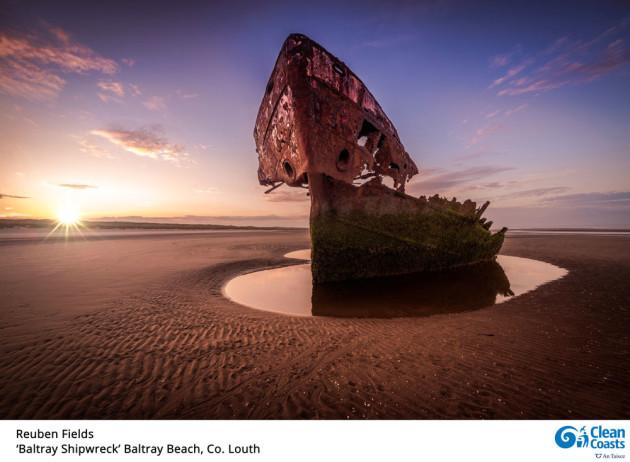 Baltray-Shipwreck