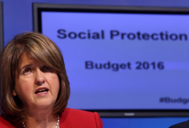 13/10/2015. Budget Day 2016