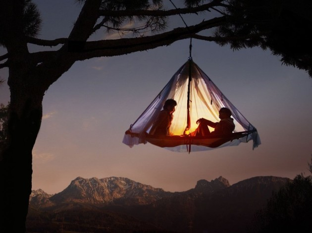 for-a-more-quirky-camping-trip-try-out-one-of-the-hanging-tree-tents-from-adventure-company-waldseilgarten-hllschlucht-the-tents-are-hung-high-in-the-forest-of-pfronten-germany