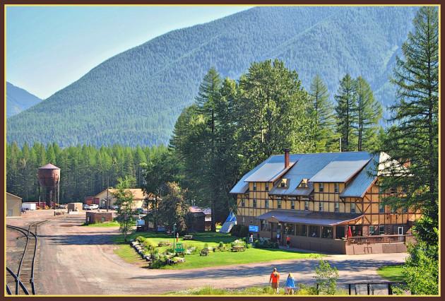 The Izaak Walton Inn @ Essex Montana
