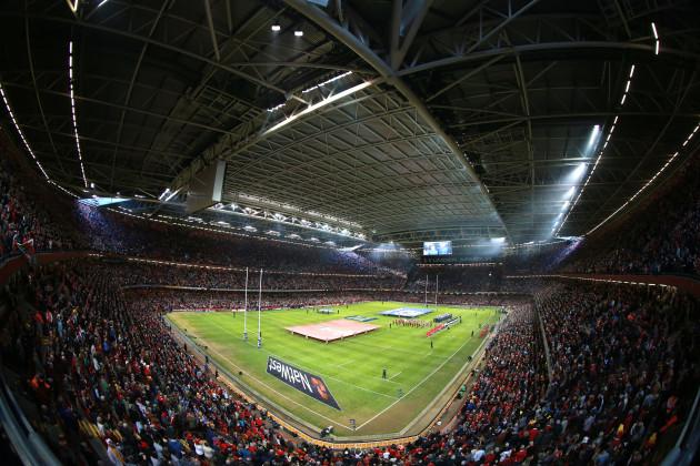 Rugby Union - Millennium Stadium File Photo