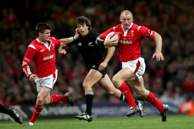 Rugby Union - Friendly - Wales v New Zealand - Millennium Stadium