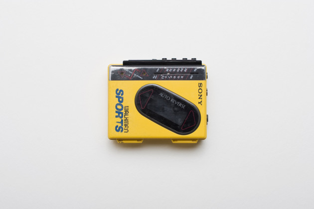 Sony WM-F75 Walkman