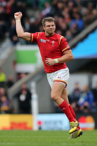 Rugby Union - Rugby World Cup 2015 - Quarter Final - South Africa v Wales - Twickenham