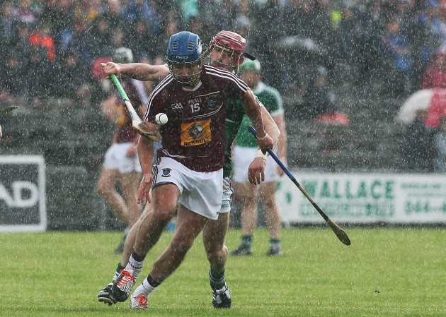 Robbie Greville and Paudie O'Brien