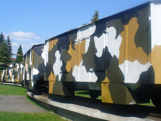 this-is-is-a-replica-of-a-slovakian-armored-train-now-situated-near-zvolen-slovakia