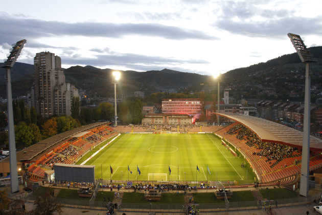 Bosnia Liechtenstein 2014 FIFA World Cup