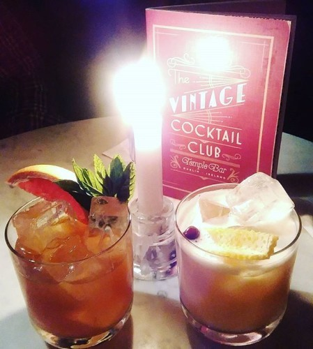 Pretending to be classy with a night of cocktailing... Turns out marmalade & alcohol mix delightfully well together #dublin #cocktails #drinks #festival #fancy #notions