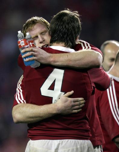 Rugby Union - British & Irish Lions Tour - Third Test match - New Zealand v British Lions - Eden Park