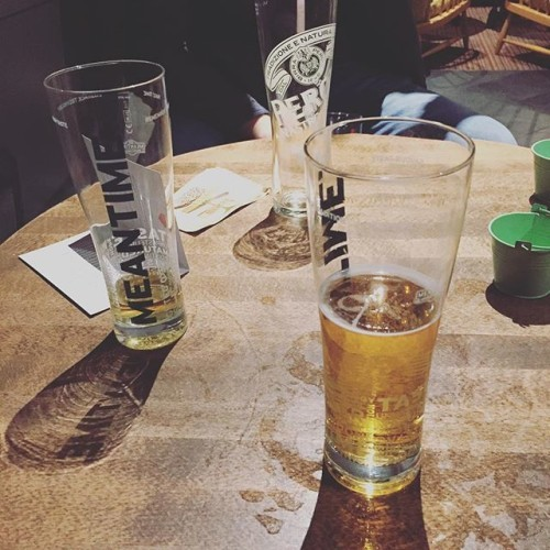 Monday Night. Stressful times, desperate measures #pints #beers #beerstagram #beer #whateverittakesshoreditch #whateverittakeslondon #whateverittakes