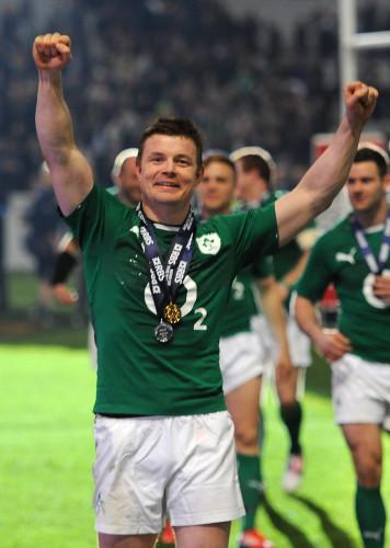 Rugby Union - RBS Six Nations - France v Ireland - Stade de France