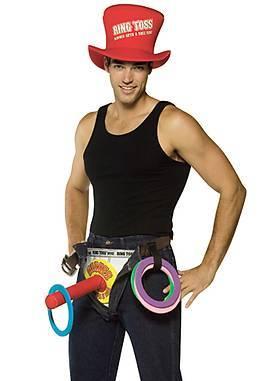 Sexy fireman costume men