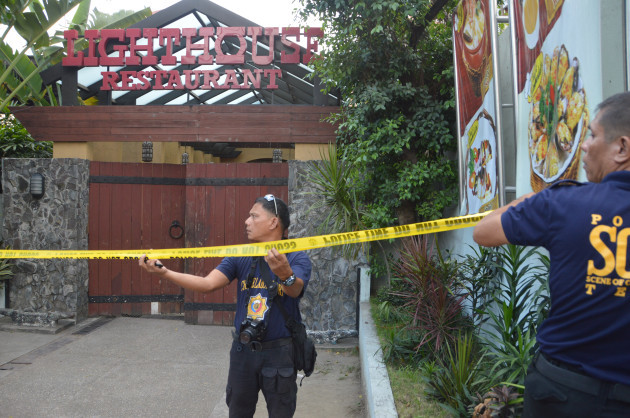 Philippines Chinese Diplomats Killed