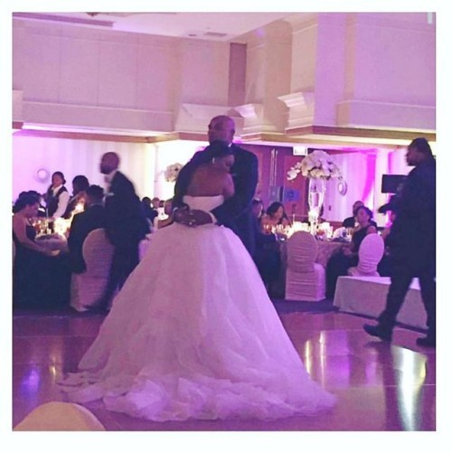 Another one of my favs! Dancing with my first love! ❤️ I was able to present a certificate of purity to him signed by my doctor that my hymen was still intact. Also the covenant he gave me when I was 13. When you honor God, your life will automatically honor others! I love you daddy @drmikefreeman