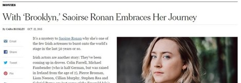 NY Times saoirse