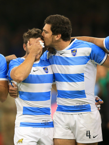 Rugby Union - Rugby World Cup 2015 - Quarter Final - Ireland v Argentina - Millennium Stadium