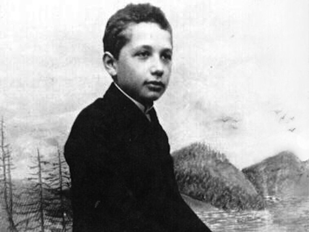 einstein-developed-a-passion-for-music-in-his-early-teens