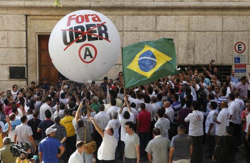 Brazil Uber