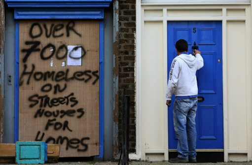 Campaigners urge action to ease homelessness