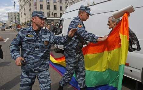Russia Gay Rights
