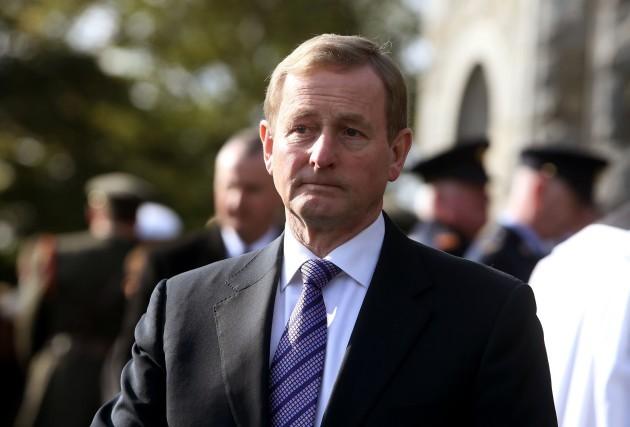 Garda Tony Golden funeral