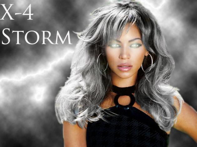 x 4 beyonce storm power up by darkthunderbirdfury