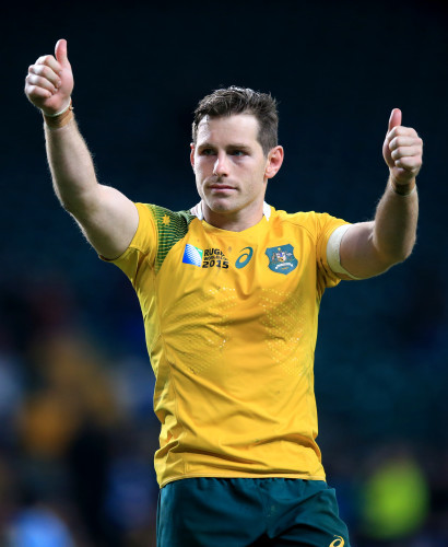 Rugby Union - Rugby World Cup 2015 - Semi-Final - Argentina v Australia - Twickenham Stadium