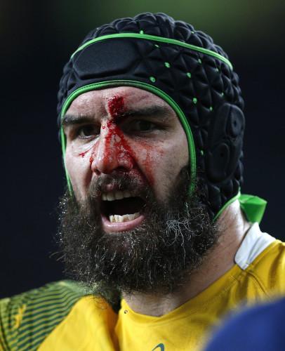 Britain Rugby WCup Australia Argentina