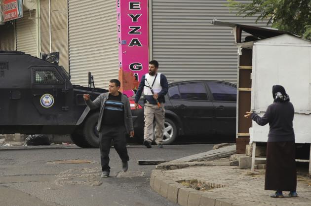 Turkey Islamic State