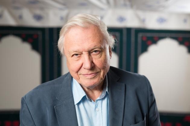 Sir David Attenborough interview