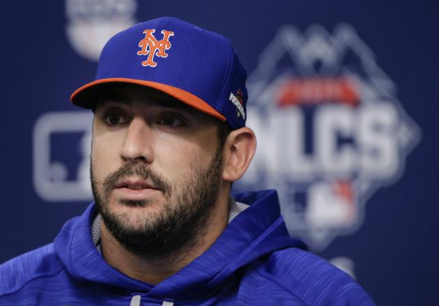 NLCS Cubs Mets Baseball