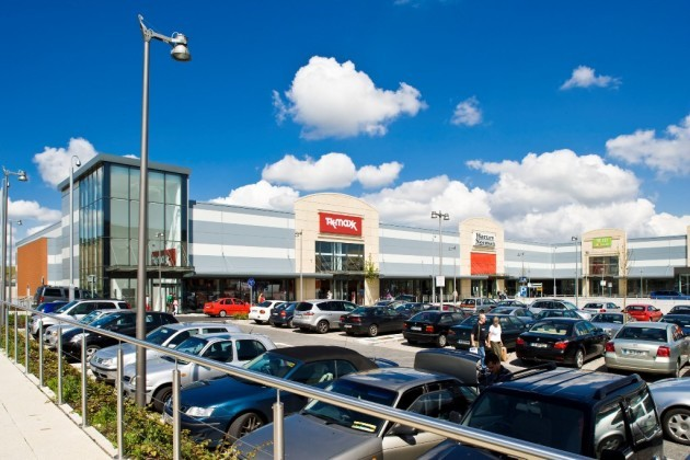 Carrickmines Retail Park Phase 2