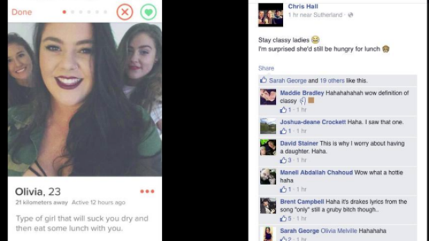 Man arrested after making rape threats to girl on her Facebook profile