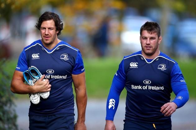 Mike McCarthy and Sean O'Brien