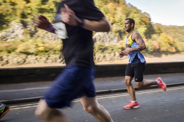 Bristol & Bath marathon