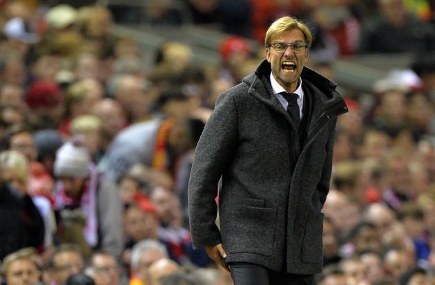 Soccer - UEFA Europa League - Group B - Liverpool v Rubin Kazan - Anfield