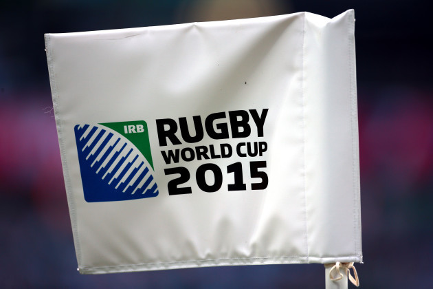 Rugby Union - Rugby World Cup 2015 - Pool D - Ireland v Italy - Olympic Stadium