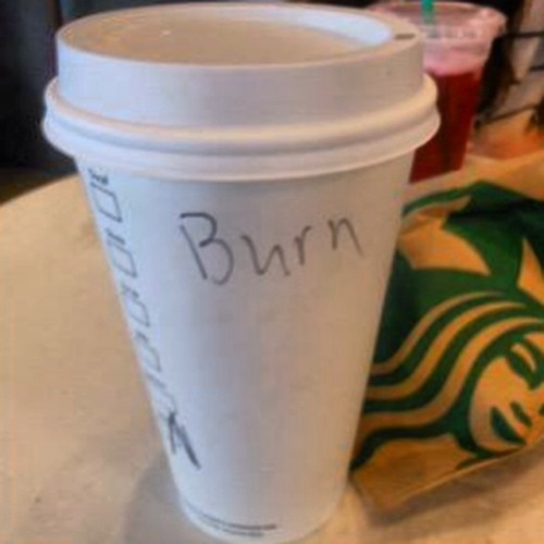 @starbucks on fire with this Muireann effort!