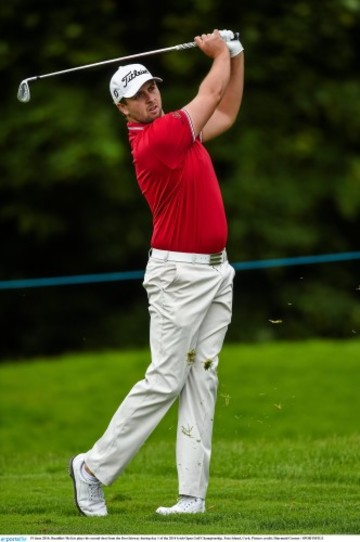 2014 Irish Open Golf Championship - Day 1