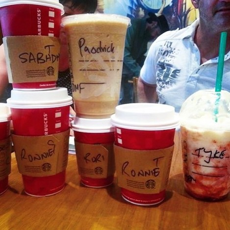 Can you guess all the 'Irish names' in this fantastic effort from Down Under?